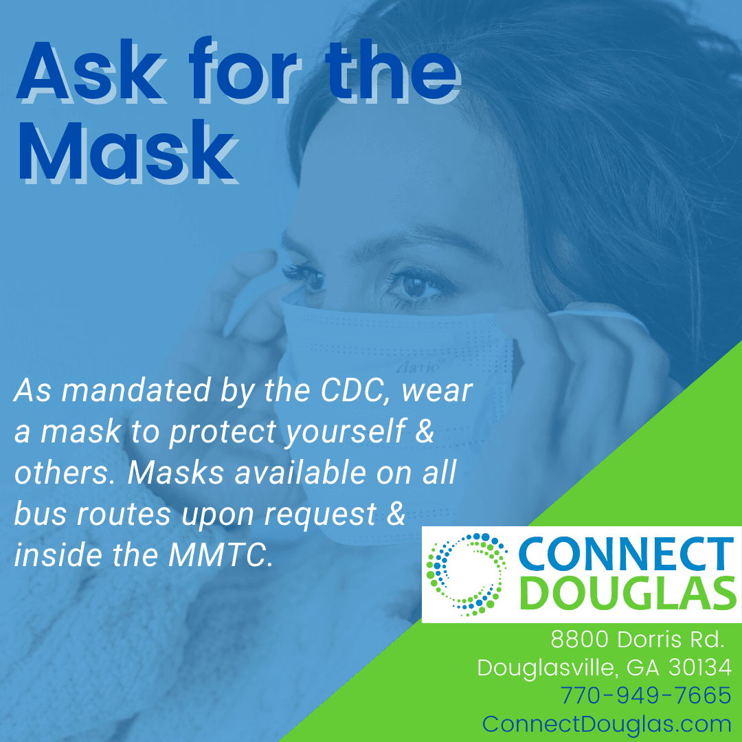 Connect Douglas_CDC Mandate_Ask for the Mask